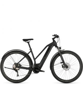 Электровелосипед Cross Hybrid Pro 500 Allroad Trapeze (2020) iridium´n´black