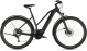 Электровелосипед Cross Hybrid Pro 500 Allroad Trapeze (2020) iridium´n´black 1