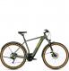 Электровелосипед Cross Hybrid Pro 500 Allroad (2020) green´n´orange 1