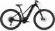 Электровелосипед Cube Access Hybrid EX 500 29 Trapeze (2020) black´n´aqua 1