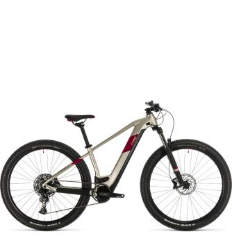 Электровелосипед Cube Access Hybrid EX 500 29 (2020) titan´n´berry