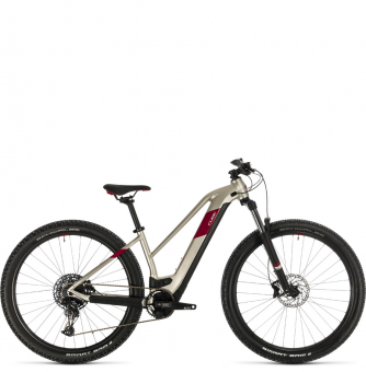 Электровелосипед Cube Access Hybrid EX 500 29 Trapeze (2020) titan´n´berry