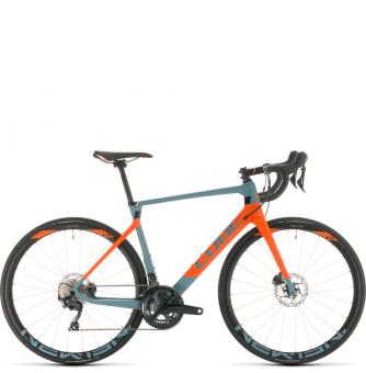 Велосипед Cube Agree C:62 Race (2020) bluegrey´n´orange