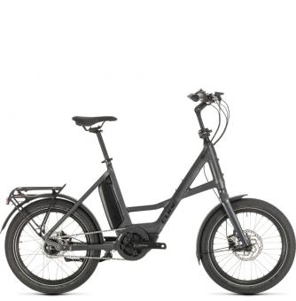 Электровелосипед Cube Compact Hybrid (2020) iridium´n´black