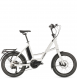 Электровелосипед Cube Compact Sport Hybrid (2020) white´n´black 1