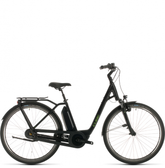 Электровелосипед Cube Town Sport Hybrid Pro 500 (2020) iridium´n´red