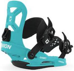 Крепления для сноуборда Union CADET XS Blue (2020)