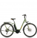 Электровелосипед Cube Town Sport Hybrid Pro 500 (2020) green´n´orange 1