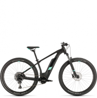 Электровелосипед Cube Access Hybrid Pro 500 (2020) black´n´mint