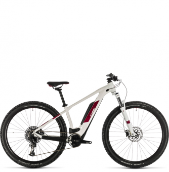 Электровелосипед Cube Access Hybrid Pro 500 (2020) white´n´berry