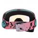 Маска Dragon APXs Splatt Pink Ionized + Ionized 3