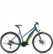 Электровелосипед Cube Nature Hybrid Exc 500 Allroad Trapeze (2020) blue´n´lime 1