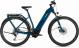 Электровелосипед Cube Kathmandu Hybrid ONE 625 Easy Entry (2020) blue´n´yellow 1