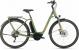 Электровелосипед Cube Town Sport Hybrid Pro 400 (2020) green´n´orange 1