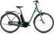 Электровелосипед Cube Town Hybrid Pro 400 (2020) blue´n´orange 1