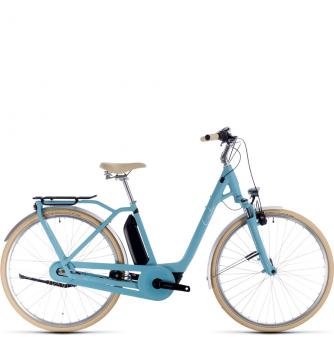 Электровелосипед Cube Ella Cruise Hybrid 400 (2020) blue´n´blue