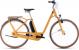 Электровелосипед Cube Ella Ride Hybrid 400 (2020) yellow´n´white 1