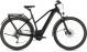 Электровелосипед Cube Kathmandu Hybrid ONE 500 Trapeze (2020) black´n´grey 1