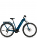 Электровелосипед Cube Kathmandu Hybrid ONE 500 Easy Entry (2020) blue´n´yellow 1