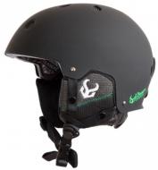 Шлем Demon Faktor Helmet with Audio Black (2019)