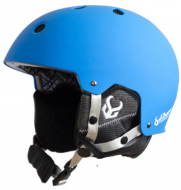 Шлем Demon Faktor Helmet with Audio Blue (2019)
