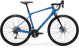Велосипед гравел Merida Silex 400 (2020) MattMediumBlue 1