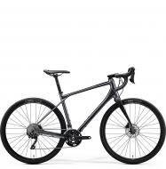 Велосипед гравел Merida Silex 400 (2020) Glossy Anthracite