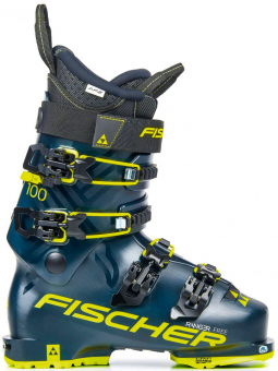 Ботинки горнолыжные Fischer RANGER FREE 100 WALK DYN (2020)