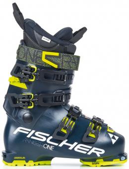 Ботинки горнолыжные Fischer RC4 The CURV 110 PBV DARK (2020)
