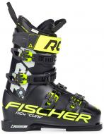Ботинки горнолыжные Fischer RC4 THE CURV 120 pbV ЧЕРНЫЙ (2020)