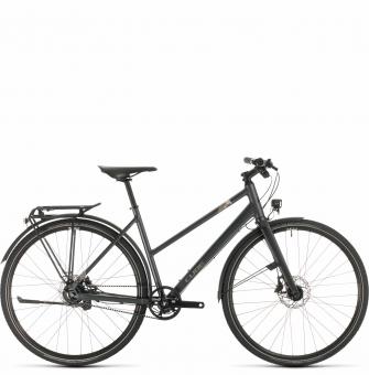 Велосипед Cube Travel SL Trapeze (2020)