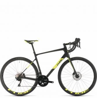 Велосипед Cube Attain GTC Race (2020)