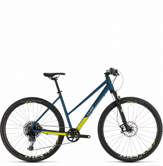 Велосипед Cube Cross SL Trapeze (2020)