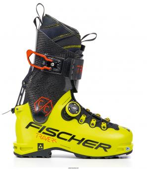 Ботинки горнолыжные Fischer TRAVERS CC (2020)