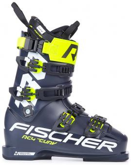Ботинки горнолыжные Fischer RC4 The Curv 130 Vacuum (2020)