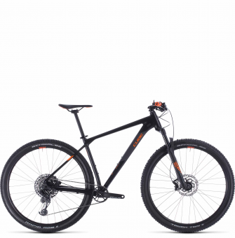 Велосипед Cube Reaction Race (2020) black´n´orange