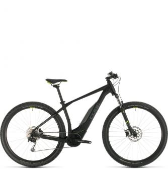 Электровелосипед Cube Acid Hybrid ONE 400 29 (2020) black´n´green