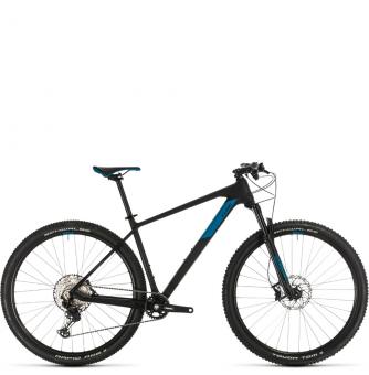 Велосипед Cube Reaction C:62 Pro (2020) carbon´n´blue