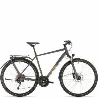 Велосипед Cube Kathmandu EXC (2020) grey´n´orange