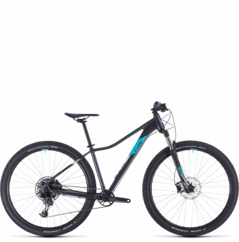 Велосипед Cube Access WS SL (2020) iridium´n´aqua