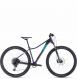Велосипед Cube Access WS SL (2020) iridium´n´aqua 1