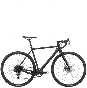 Велосипед гравел Rondo Ruut AL2 (2020) Black