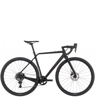 Велосипед гравел Rondo Ruut CF2 black (2020)