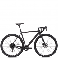 Велосипед гравел NS Bikes RAG+ 2 28 (2020) Black Splash