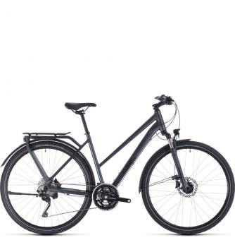 Велосипед Cube Kathmandu Pro Trapeze (2020) iridium´n´black