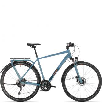 Велосипед Cube Kathmandu Pro (2020) blue´n´orange