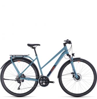 Велосипед Cube Kathmandu Pro Trapeze (2020) blue´n´orange