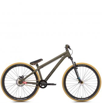 Велосипед NS Bikes Zircus 26 (2020) Camo