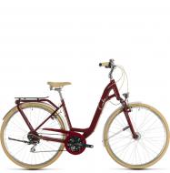 Велосипед Cube Ella Ride (2020) red´n´cream