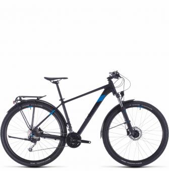 Велосипед Cube Aim SL Allroad (2020) black´n´blue